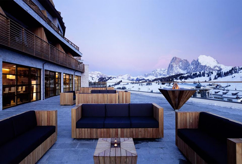 Alpina Dolomites Lodge'