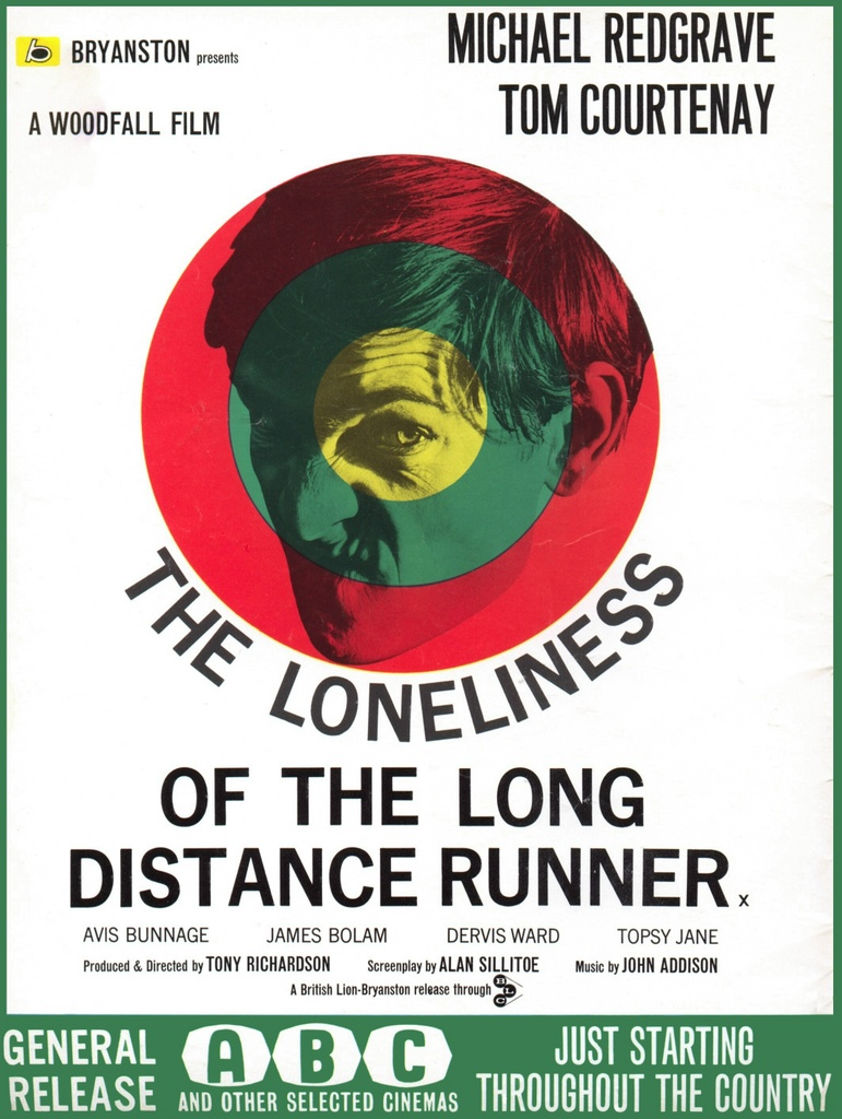 LonelinessofthelongdistancerunnerAd Long Distance Runner