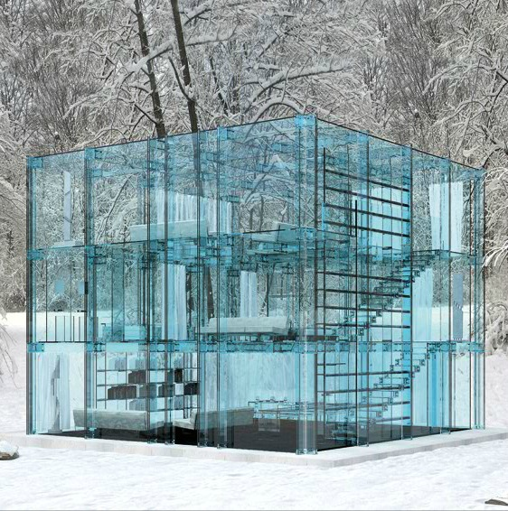 glass house Glass House