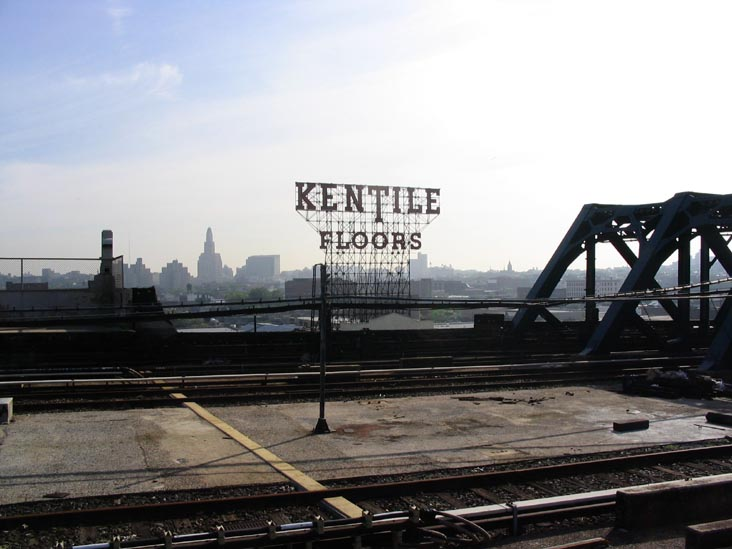 kentile floors Brooklyn Landmark