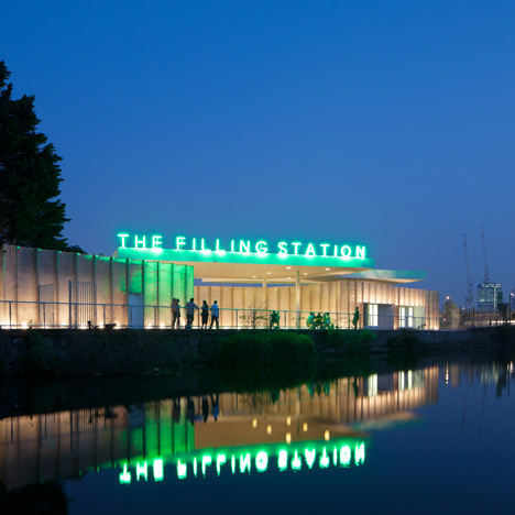 Kings Cross Filling Station