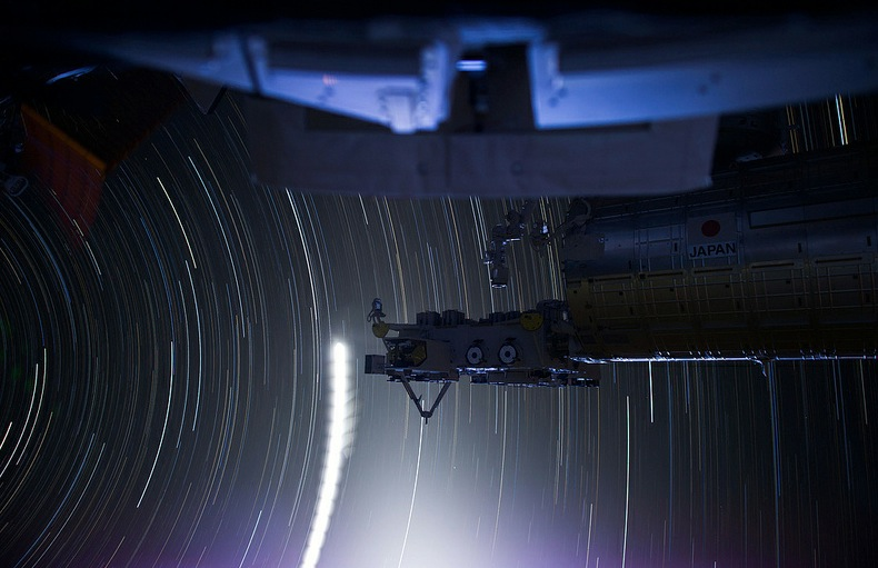 Time Lapse from Space Station