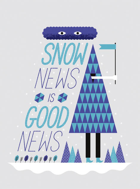 snownews Snow News is Good News
