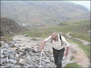 screenshot om Old Man of Coniston